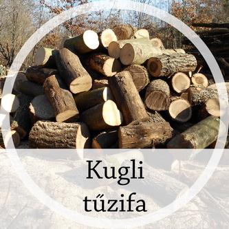 Kuglizott fa